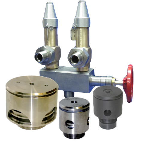 SAFETY VALVES & DEVICES