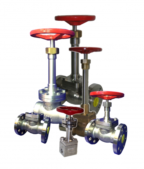 HAND MANUAL VALVES & STRAINERS